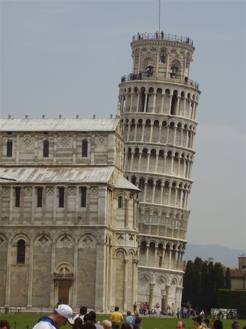 Booking Hotel in Pisa