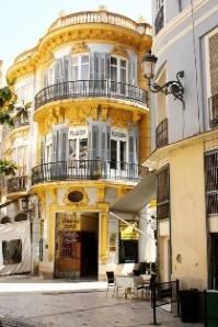 Booking hotel in Malaga