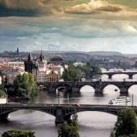Prague at a Glance